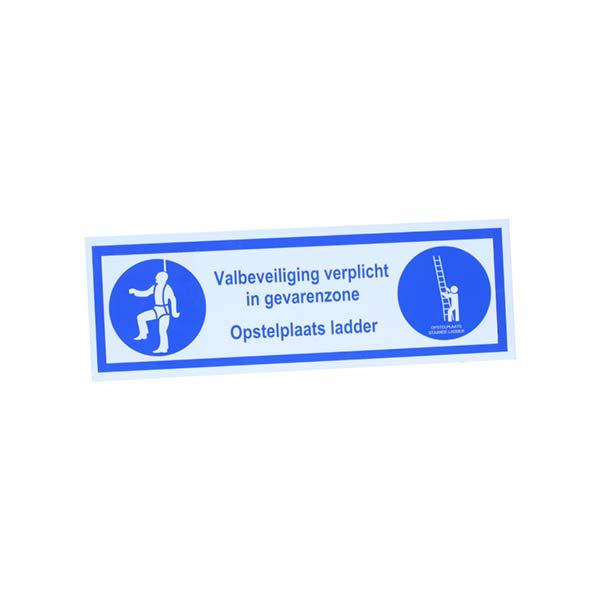 Valbeveiliging dak | Valbeveiliging verplicht en opstelplaats ladder | Nedersafe
